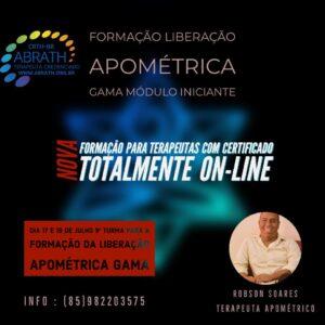 Liberação Apometrica Gama módulo básico Robson Soares